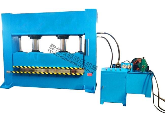 400T框架式龙门油压机